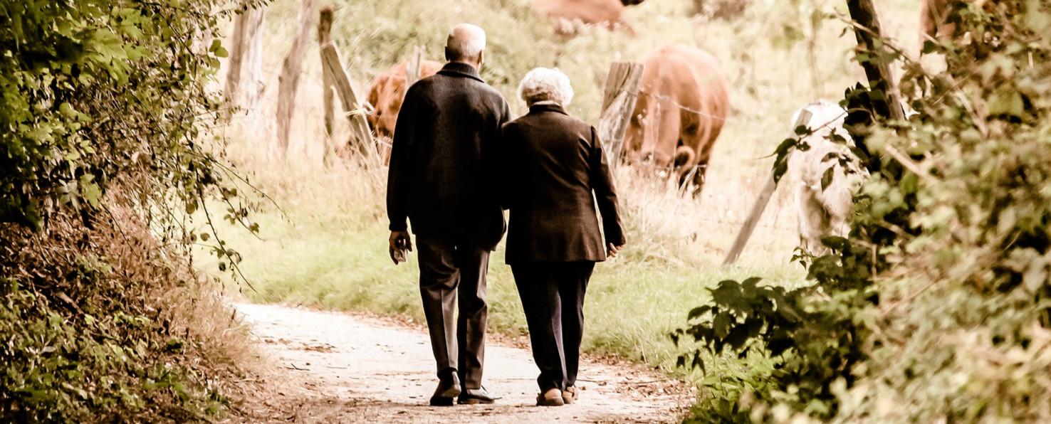 Slider Ehepaar Senioren
